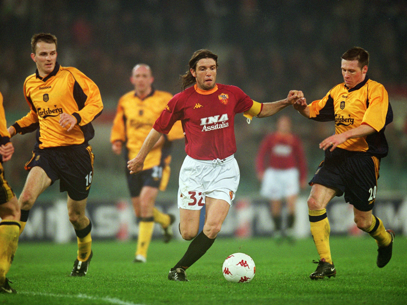 As Roma Vincent Candela
