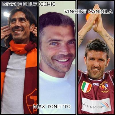 All'asta 2 posti per giocare con Candela, a favore di Roma Legends