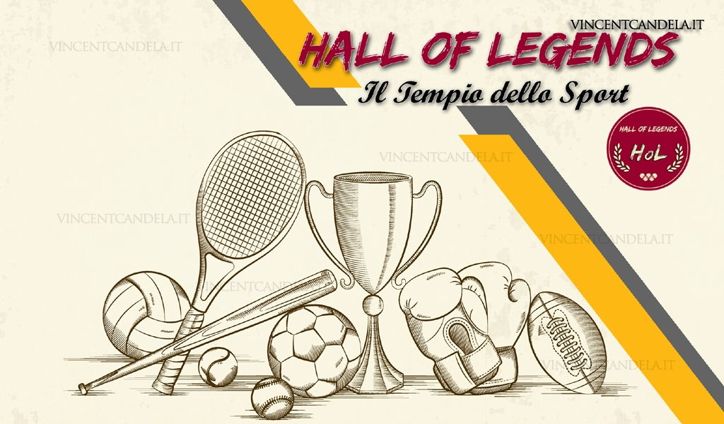 HALL of LEGENDS - In arrivo il Museo dello Sport a Roma