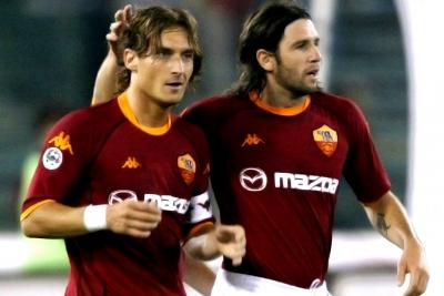 Vincent Candela e l'AS Roma