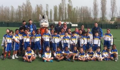 VOI SIETE LEGGENDA - 32 Charity Academy e lo Sport che unisce